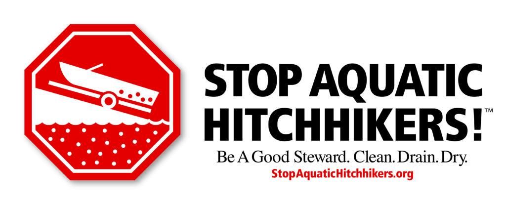 Stop aquatic hitchhikers. Clean, drain, dry.