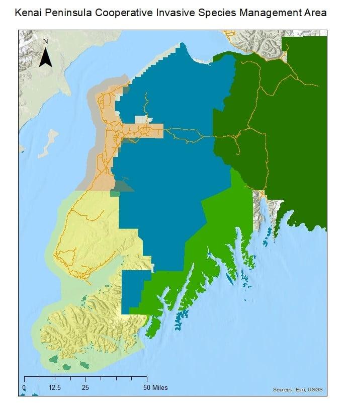 KPCISMA Map
